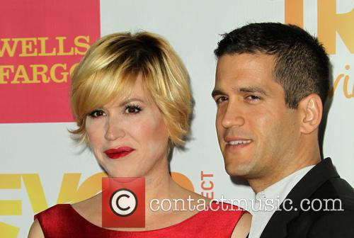 Molly Ringwald and Panio Gianopoulos 7