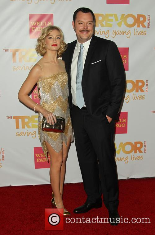 Beth Behrs and Michael Gladis 4