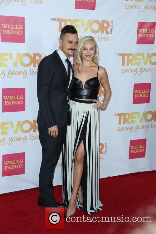 Joe King and Candice Accola 3