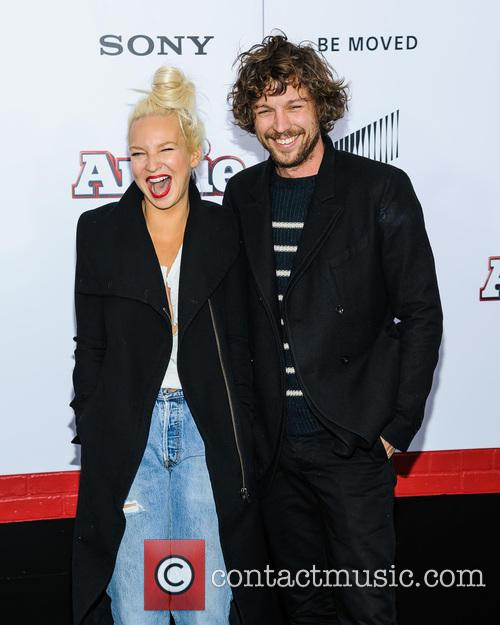 Sia Furler and Erik Anders Lang