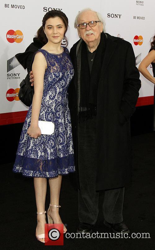 Lilla Crawford and Thomas Meehan