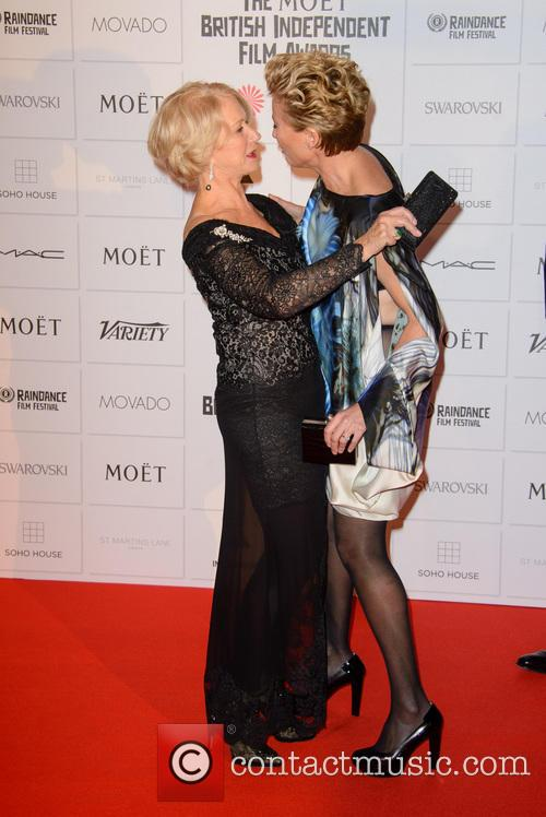 Dame Helen Mirren and Emma Thompson 10
