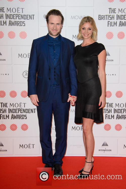 Rafe Spall and Elize Du Toit 4