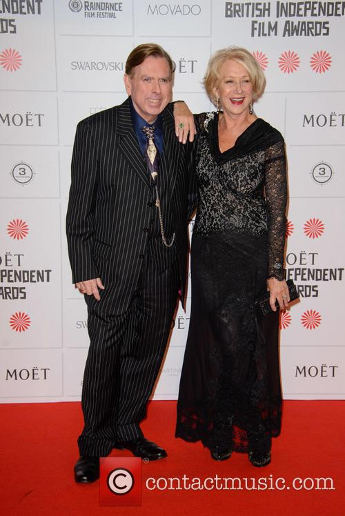 Timothy Spall and Dame Helen Mirren 4