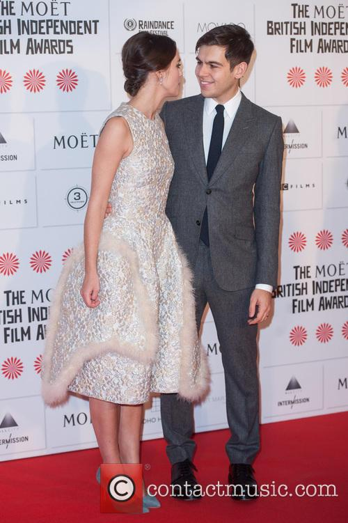 Keira Knightley and James Righton 3