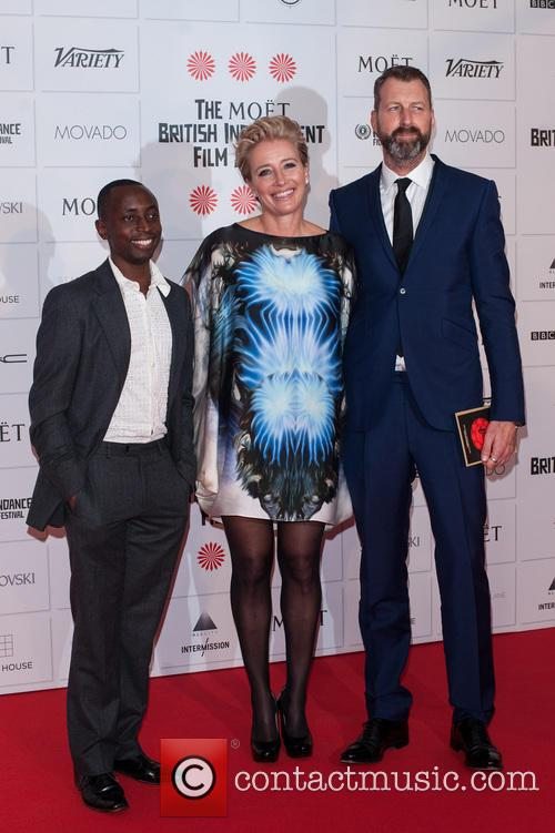 Emma Thompson and Guest 3