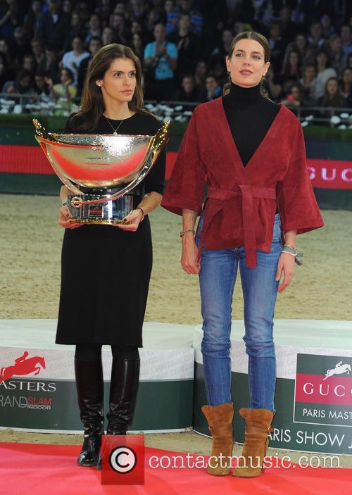 Charlotte Casiraghi and Fernanda Ameeuw 3