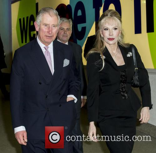 Prince Charles and The Donatella Flick 5