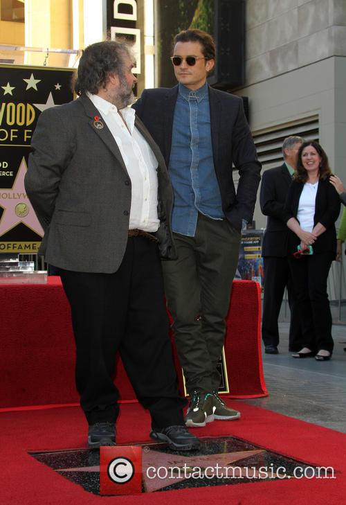 Peter Jackson and Orlando Bloom 10