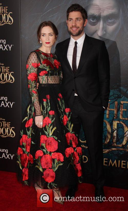 New York premiere of 'Into The Woods' -...