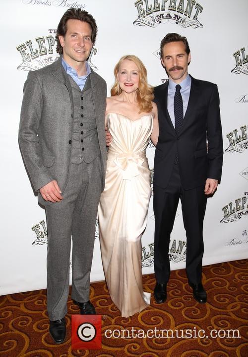 Bradley Cooper, Patricia Clarkson and Alessandro Nivola 9