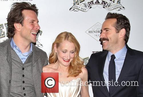 Bradley Cooper, Patricia Clarkson and Alessandro Nivola 11