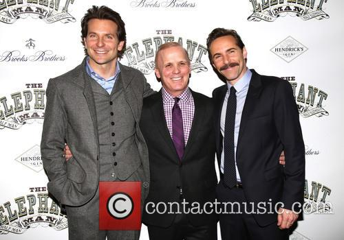 Bradley Cooper, Scott Ellis and Alessandro Nivola 7