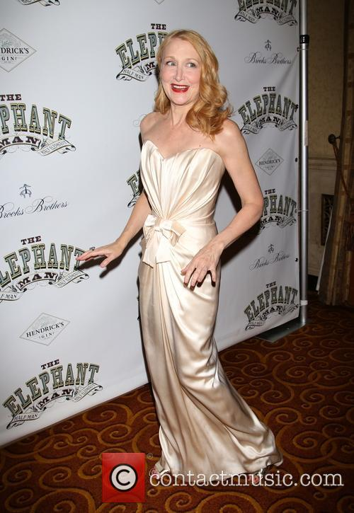 Patricia Clarkson, Gabbana and Elephant Man 2