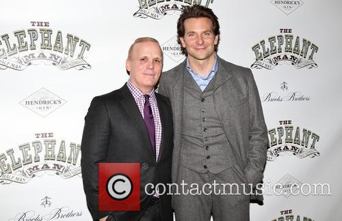 Scott Ellis and Bradley Cooper 1