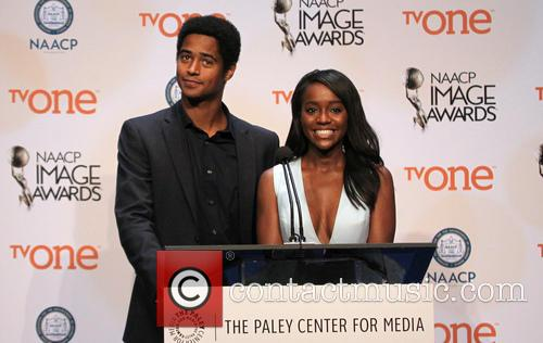 Alfred Enoch and Nischelle Turner 5