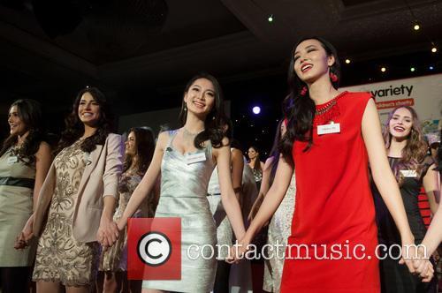 Erin Wong, Du Yang, Miss China and Kong 6