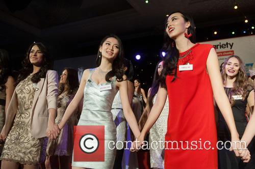 Erin Wong, Du Yang, Miss China and Kong 7