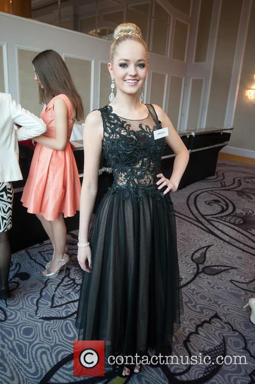 Olivia Asplund and Miss Sweden 2