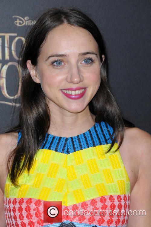 Zoe Kazan 1