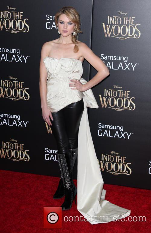'Into The Woods' New York premiere