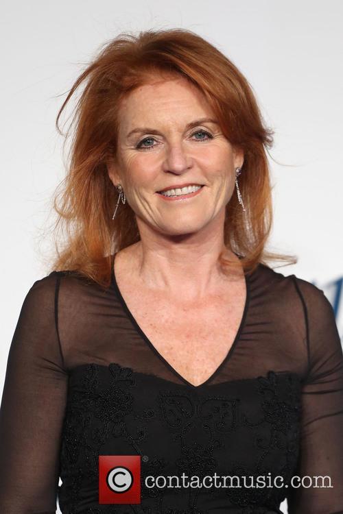 Sarah Ferguson 1
