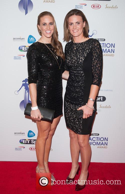 Helen Glover and Heather Stanning 1