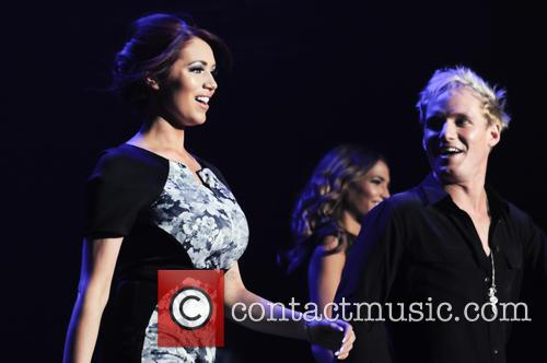 Amy Childs and Jamie Laing 10