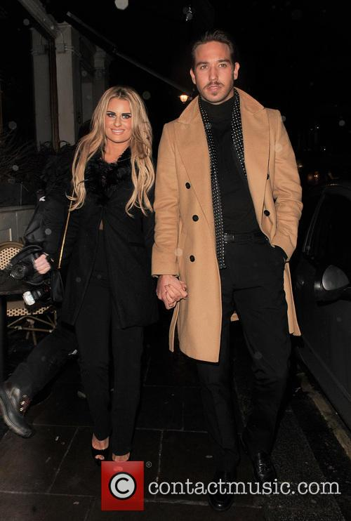 James Lock and Danielle Armstrong 2