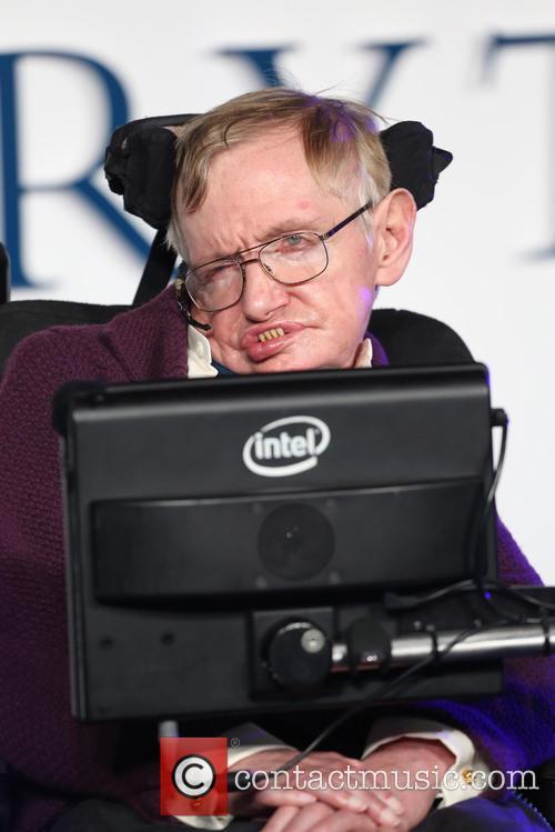 Stephen Hawking 8