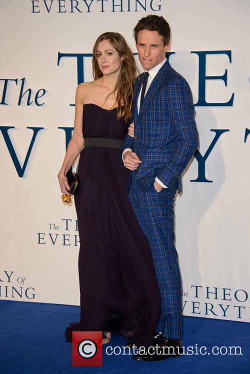 Eddie Redmayne and Hannah Bagshawe 7