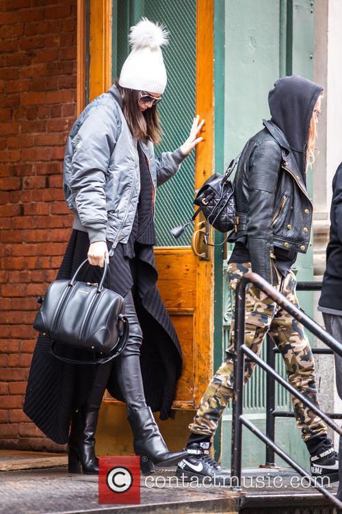 Cara Delevingne and Kendall Jenner 4
