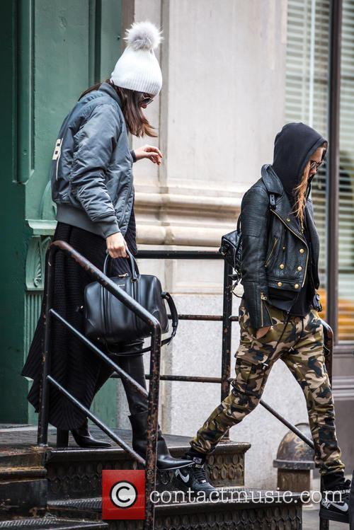Cara Delevingne and Kendall Jenner 7