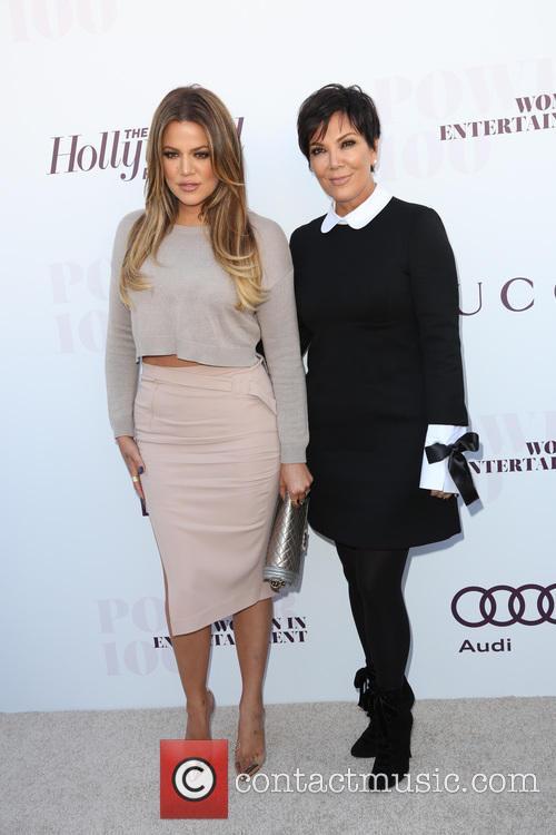 Khloe Kardashian and Kris Jenner 1