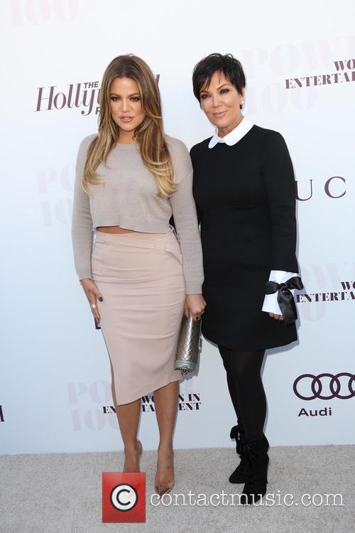 Chloe Kardashian and Kris Jenner 2