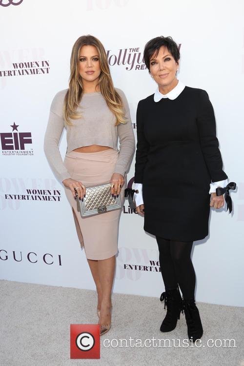 Chloe Kardashian and Kris Jenner 4