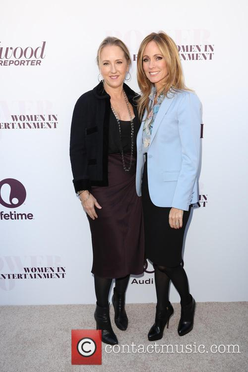 Jennifer Salke and Dana Walden 5