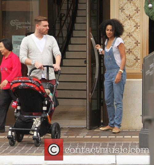 Marsha Thomason and Craig Sykes 2