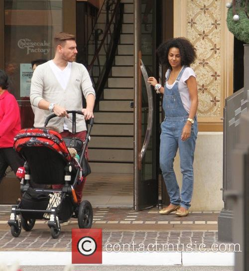 Marsha Thomason and Craig Sykes 3