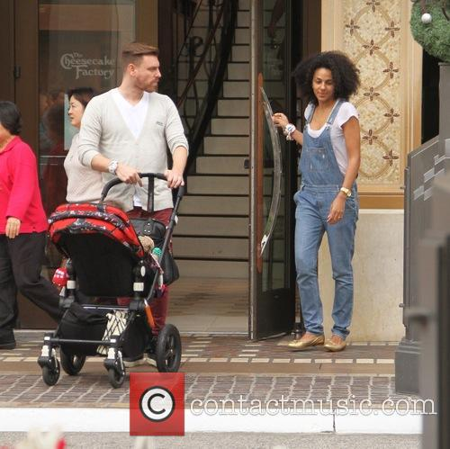 Marsha Thomason and Craig Sykes 4