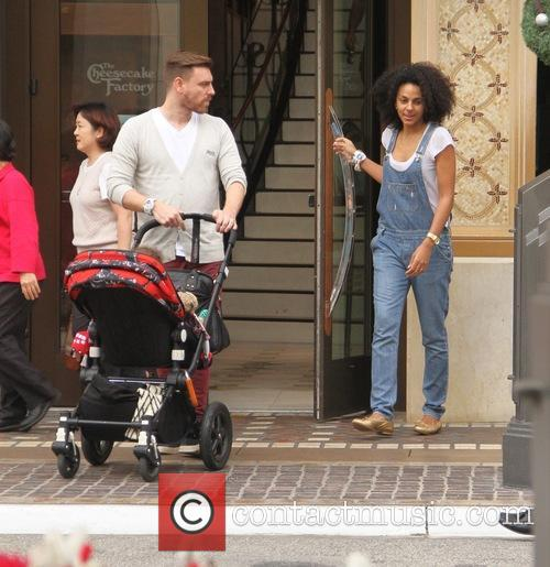 Marsha Thomason and Craig Sykes 5