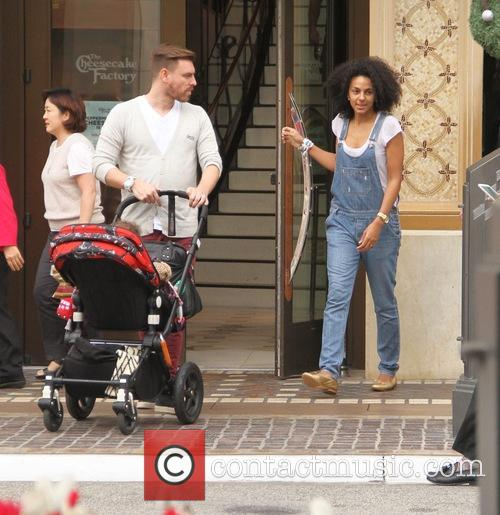 Marsha Thomason and Craig Sykes 6