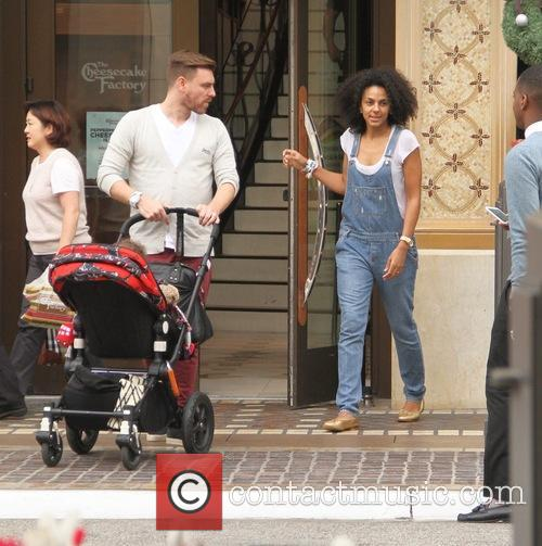 Marsha Thomason and Craig Sykes 7