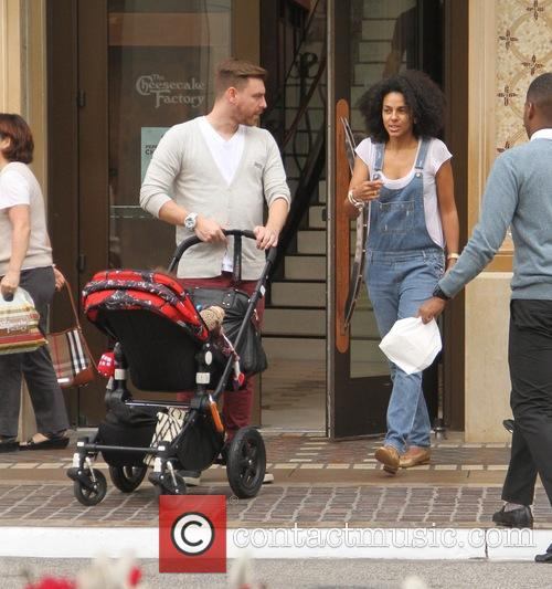 Marsha Thomason and Craig Sykes 1