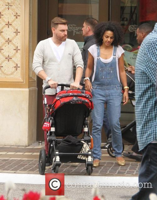 Marsha Thomason and Craig Sykes 8