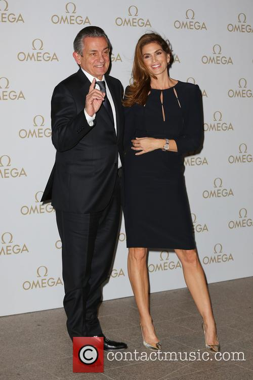 Cindy Crawford and Stephen Urquhart 6