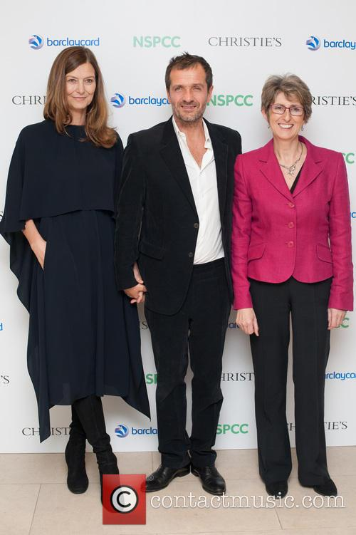 David Heyman, Rose Heyman and Karen Jankel