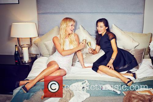Denise Van Outen and Lucy Choi 3