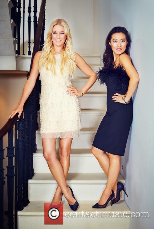 Denise Van Outen and Lucy Choi 4