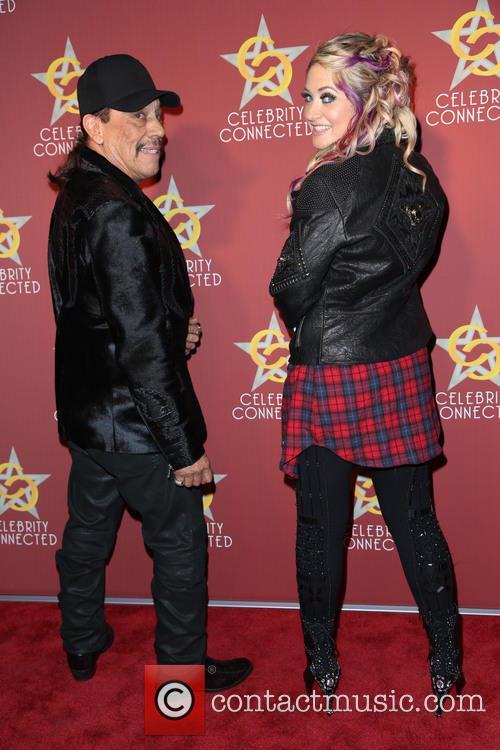 Danny Trejo and Natalie Skyy 4